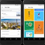 Google Trips facilita la planificación de las mejores vacaciones