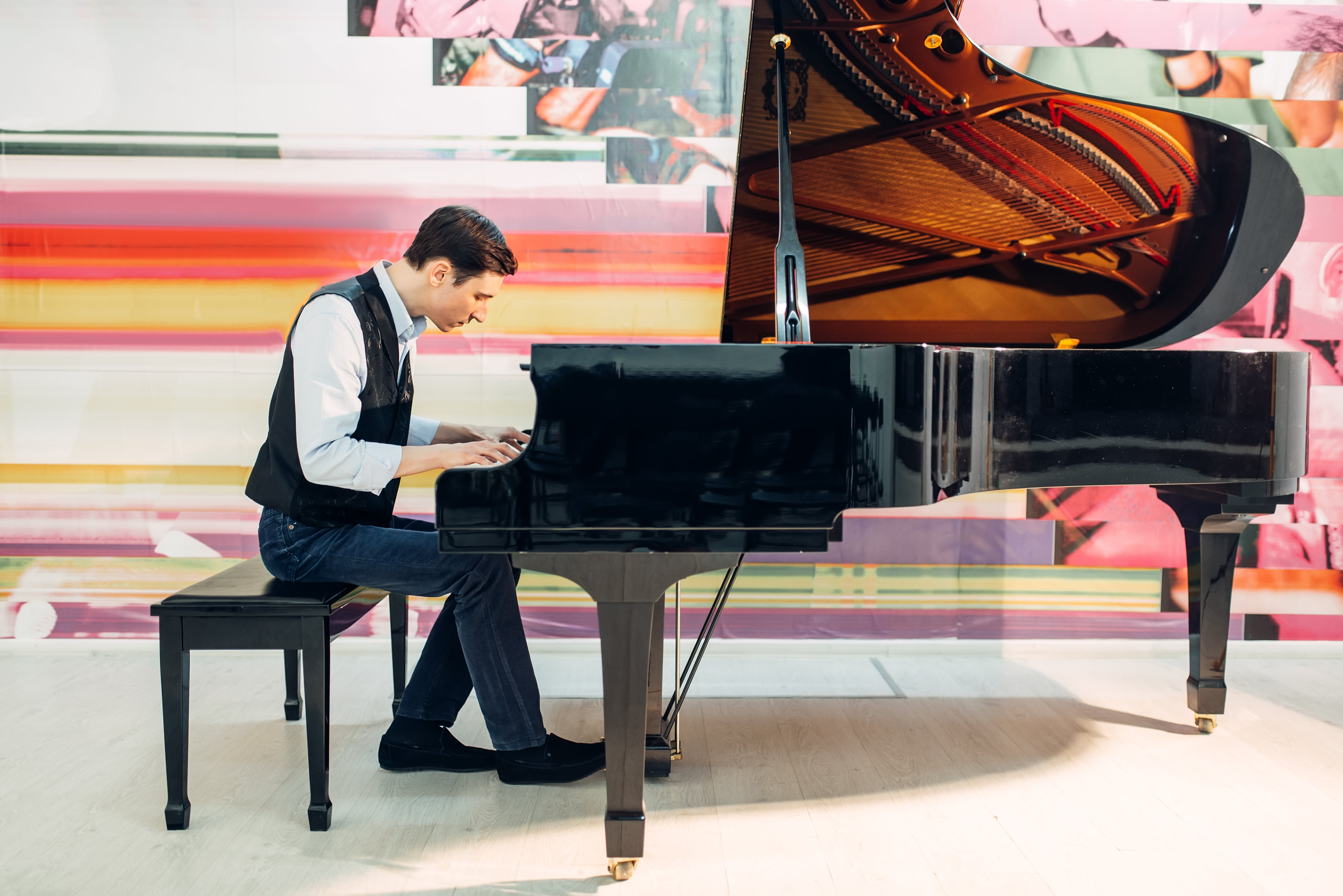 PIANO HORIZONTAL