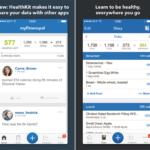 MyFitnessPal actualizado con la integración de HealthKit para el seguimiento de la salud y el estado físico