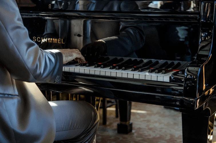 ¿Cuántas octavas hay en un piano?