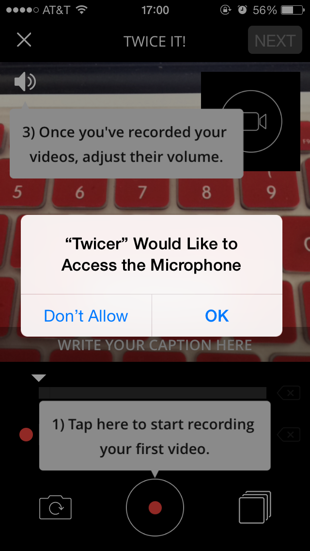 Twicer - Introducción