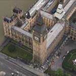 Apple Maps ahora ofrece animaciones 3D `` en tiempo real '', Big Ben muestra en tiempo real