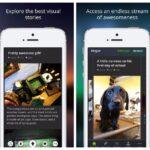Imgur finalmente lanza una aplicación que el iPhone se merece