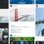 Instagram agrega soporte para contenido vertical y horizontal en la última actualización