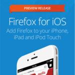 La aplicación del navegador Firefox para iOS ya está disponible en la App Store