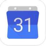 La aplicación iOS Google Calendar ya está disponible