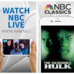 La actualización de NBC para iOS expande la biblioteca de programas clásicos y agrega soporte para transmisión en vivo