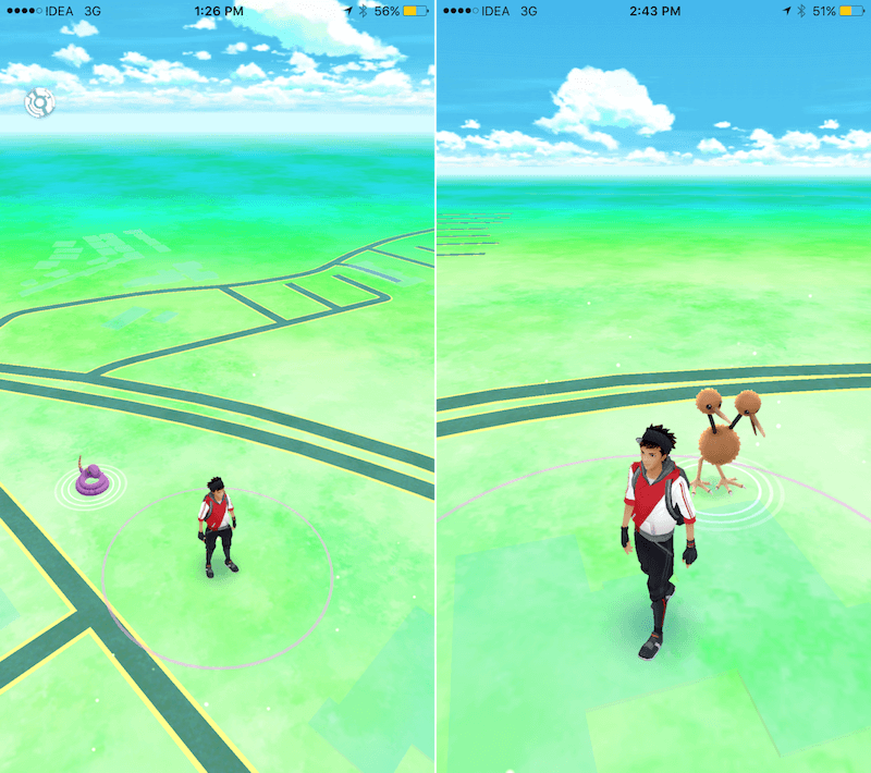 Guía de Pokémon GO 5