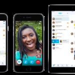 La actualización de Skype trae mejoras de mensajería y búsqueda, renueva el diseño