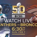 Cómo ver el Super Bowl 50 en tu iPhone, iPad y Mac