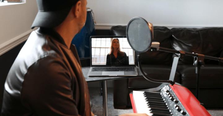 Enseñe música en línea