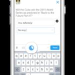 Encuestas de Twitter distribuidas a todo el mundo en los `` próximos días ''