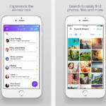 Yahoo reconsidera su aplicación de correo;  ofrece soporte para múltiples buzones de correo, búsqueda más rápida, etc.