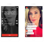 YouTube Live Streaming llega a la aplicación principal de iOS