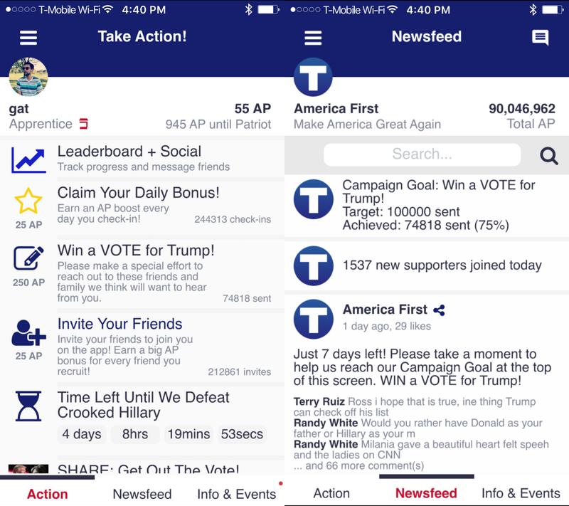 america-first-trump-app