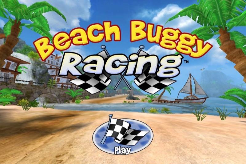 Carrera de buggy de playa