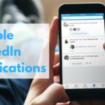 Cómo desactivar las notificaciones de aplicaciones de iPhone y correo electrónico en LinkedIn
