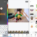 Facebook agrega un editor de fotos al estilo de Snapchat con pegatinas, filtros y texto