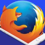Demostración del navegador Firefox en un iPhone con jailbreak antes de su lanzamiento