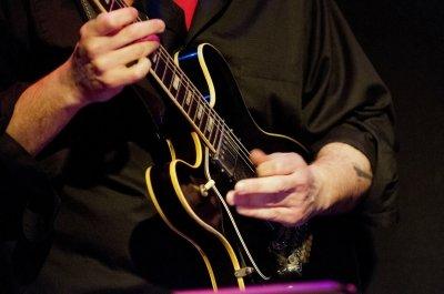 Los 5 mejores estándares de jazz para guitarristas principiantes