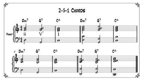 Aprende acordes de piano de jazz como principiante 3