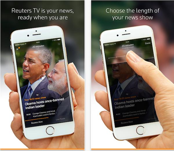 imagen de la aplicación Reuters TV