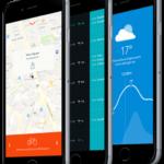 Moleskine Timepage es una hermosa aplicación de calendario y clima en una