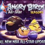 Angry Birds Seasons se actualiza a gratis como la aplicación de la semana de Apple