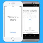 Cómo transferir fotos y datos de Android a su nuevo iPhone