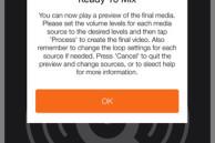 Aplicación Vidyo para iPhone