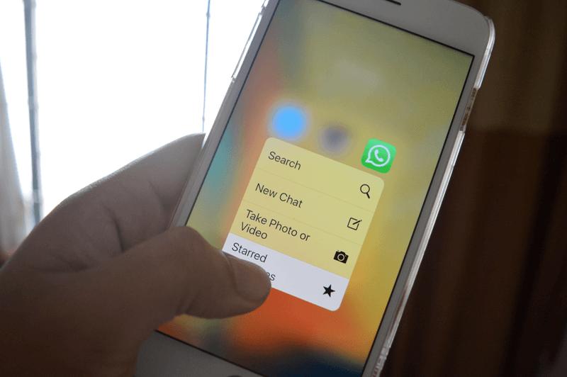 whatsapp iphone destacado