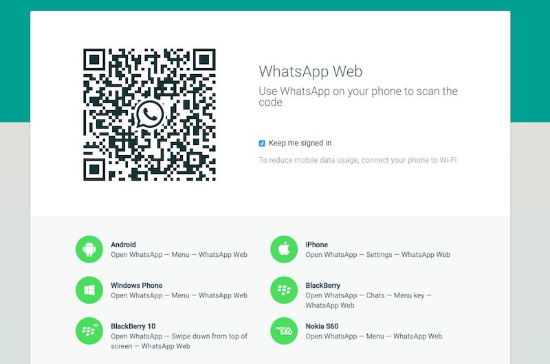 iphone-whatsapp-página web