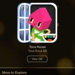 Apple Day 4 of 12 Days of Giveaways regala el juego Toca House Kids de forma gratuita