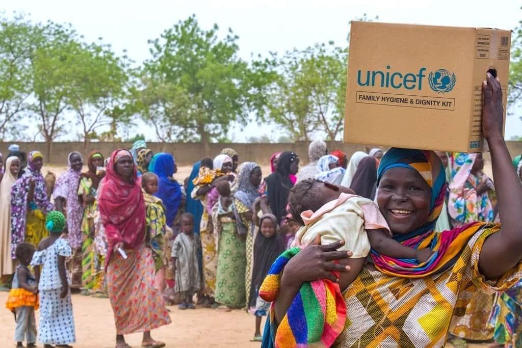 Lista de ONG extranjeras en Nigeria;  Sus servicios y datos de contacto