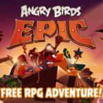 "Angry Birds Epic actualizado con mejoras en ""Fantasy Piggy Island"""