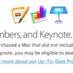 Apple actualiza varias aplicaciones de iWork para iOS y Mac
