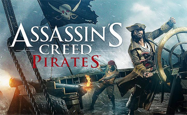 Piratas de Assassins Creed