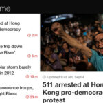 La nueva aplicación para iPhone 6 de CNN presentada en el evento de Apple ya está disponible en la App Store