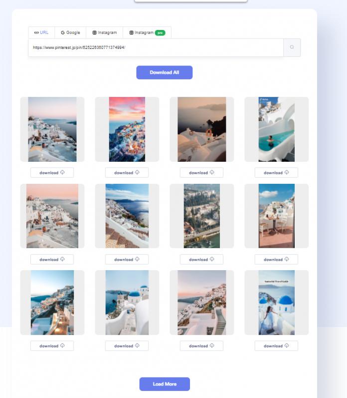 Cómo guardar todas las imágenes en una página web al mismo tiempo