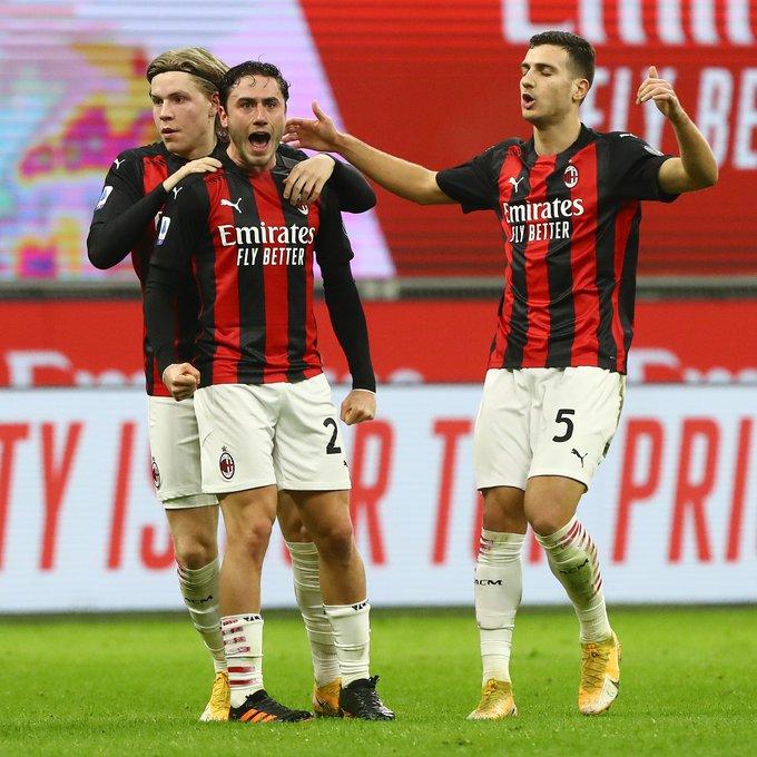 Calabria empata para el AC Milan