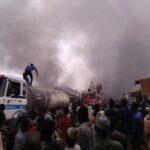 Los Razes incendian el mercado central de Katsina (Ver el video)