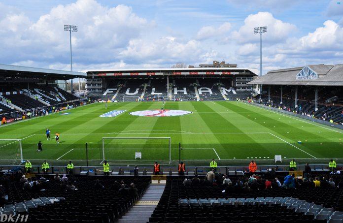 Estadio para Fulham v Chelsea