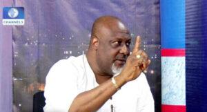 Lamento haber apoyado a la presidencia de Buhari - Dino Melaye (video)