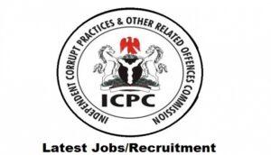 Portal de formularios de contratación ICPC 2021/2022 |  icpc.gov.ng