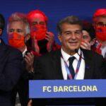 Joan Laporta cambia de opinión sobre el futuro de Messi en el Club