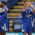 Kelechi Iheanacho ha anotado dos veces cuando Leicester noquea al Man United de la FA Cup