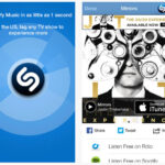 La actualización de Shazam finalmente trae la función de etiquetado automático para música y programas de TV en iPhone y iPod touch