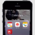 Las mejores aplicaciones de calendario para iPhone