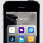 Las mejores aplicaciones meteorológicas para iPhone