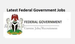 Lista de trabajos de contratación del gobierno federal Portal de formularios de solicitud 2021/2022